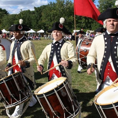 Sudbury Faire and Fyfe & Drum Muster