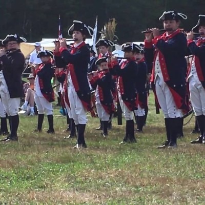 30th Annual Fife and Drum Muster and Encampment Weekend